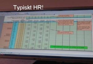 Typiskt HR!